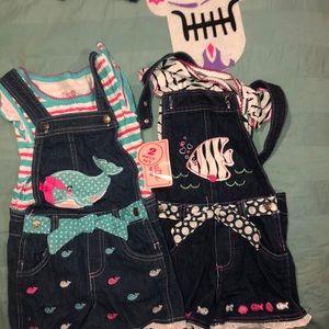 Nanette overall sets